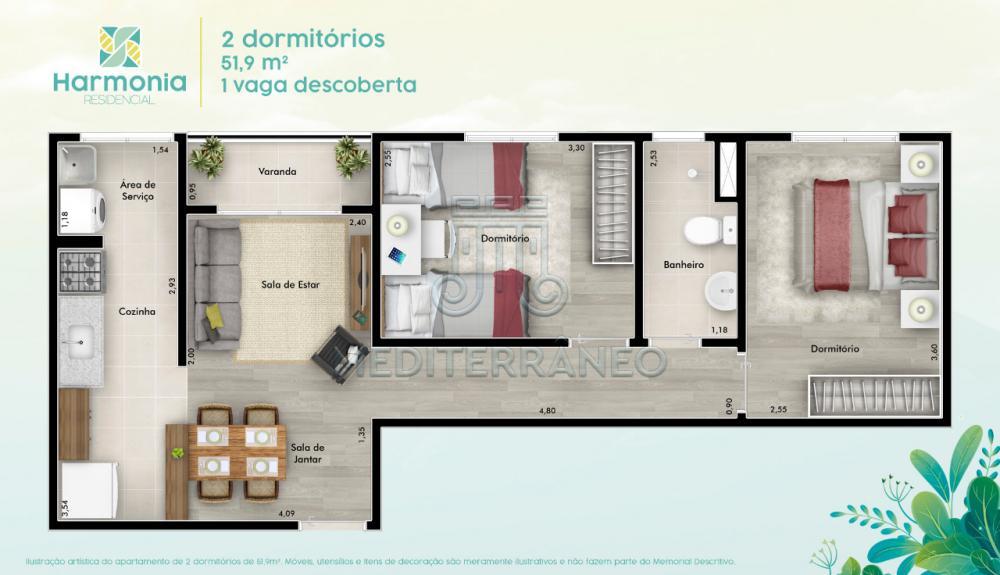 Comprar Apartamento / Padrão em Jundiaí apenas R$ 179.000,00 - Foto 3
